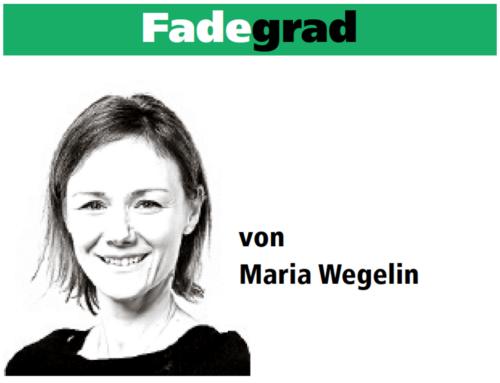 """Kolumne """"Fadegrad"""" im Zürcher Bote, 23.07.2021: «Diskriminierung»"""
